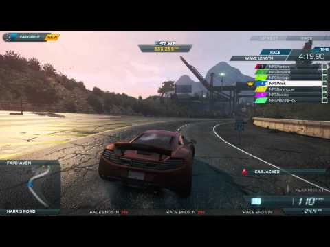 Need for Speed Most Wanted | Novità Gameplay #2 - Multiplayer