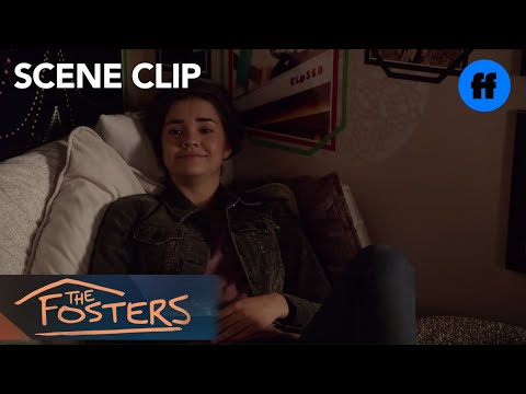 The Fosters 2.09 Clip 'Really Pretty Armor'