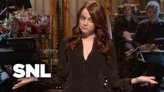 Emma Stone Monologue: Nerds Love Emma - Saturday Night Live