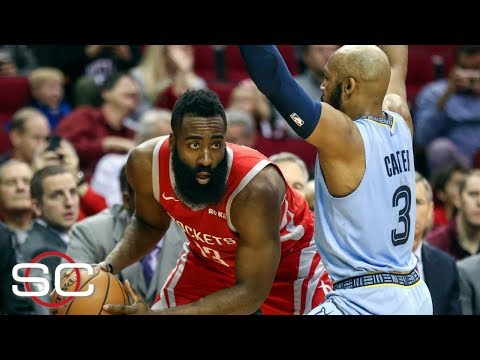 Video: NBA film breakdown: James Harden making Rockets teammates better during scoring spree | SportsCenter