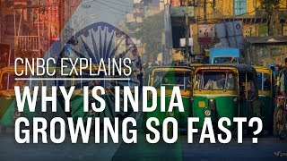 Video Why is India growing so fast? | CNBC Explains MP3, 3GP, MP4, WEBM, AVI, FLV April 2019
