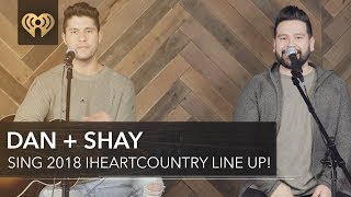 Video Dan + Shay Perform