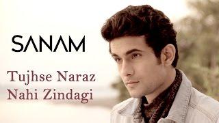 Tujhse Naraz Nahi Zindagi (Cover)