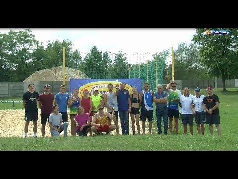 Turniej Siatkówki Plażowej Par Mieszanych
