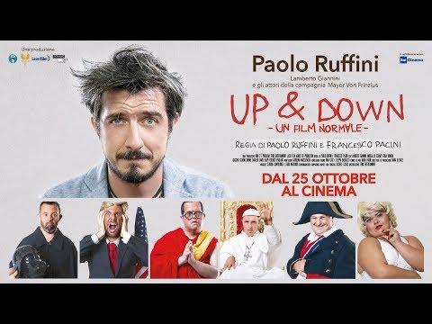 Preview Trailer Up & Down - Un film normale, trailer ufficiale