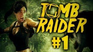 Tomb Raider - Le début d'une incroyable aventure ! | A la recherche de nos alliés | Episode 1