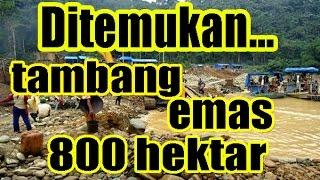 Video GEGER !! Ditemukan Tambang Emas 800 Hektar di Aceh, Warga Sekitar Kaya Mendadak MP3, 3GP, MP4, WEBM, AVI, FLV November 2017