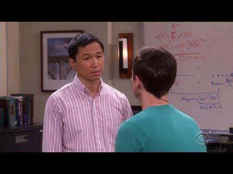 The Big Bang Theory 12x04 humour
