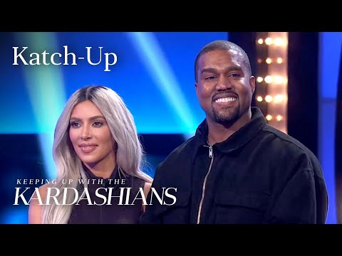 """""""Keeping Up With The Kardashians"""" Katch-Up S15, EP.5   E!"""