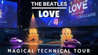 Video Beatles Love Cirque - Magical Technical Tour MP3, 3GP, MP4, WEBM, AVI, FLV Agustus 2018