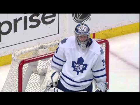james reimer - Just one of many big saves on the night. CBC's Hockey Night In Canada Toronto Maple Leafs @ Boston Bruins Game 5 of the Eastern Conference quarterfinals http...