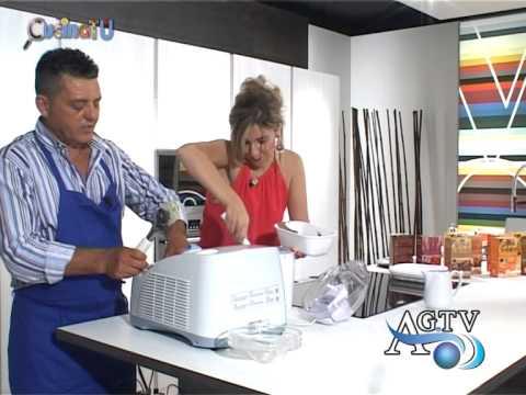 Cucina tu Le Cuspidi AgrigentoTv 05 07 2014