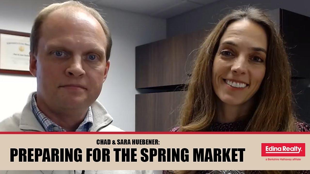 Preparing for the Spring Market