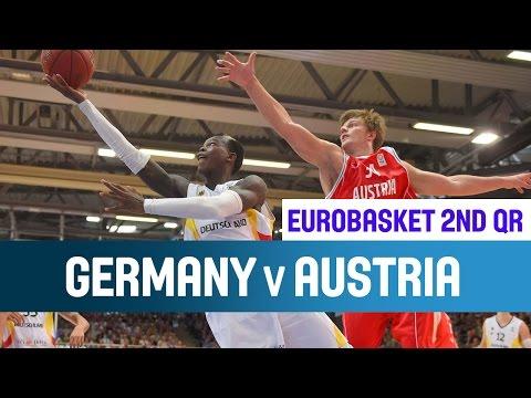 Германия прогноз евробаскет австрия
