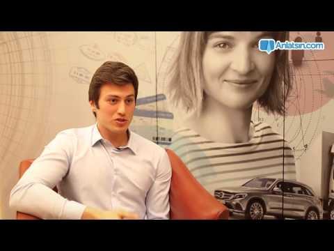 Mercedes-Benz Türk'te PEP Stajyeri olmak ne anlama geliyor?