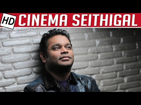 A R Rahman will be a Director and Producer Soon !!! | Cinema Seithigal | 26/02/2017