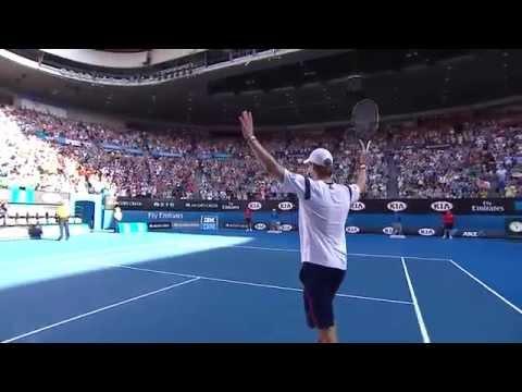 Il punto decisivo di Seppi contro Federer