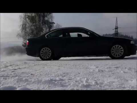 BMW E46 328Ci & E34 535i | BURNOUT | HOON HOON