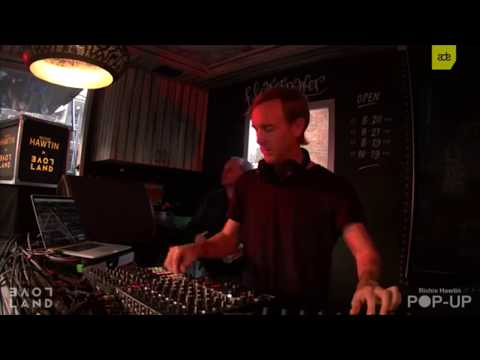 """Richie Hawtin playing track Phobos Records """"Elmar Strathe - Rumble Bumble"""""""" at """"POP-UP // ADE 2017"""""""