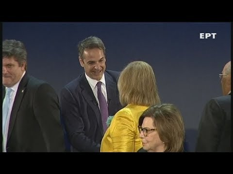 Ομιλία Κυρ. Μητσοτάκη στην παρουσίαση των υποψηφίων Ευρωβουλευτών της ΝΔ