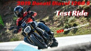 5. 2019 Ducati Diavel 1260 S Review
