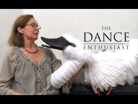 "New York Dance Up Close: Allegra Kent on ""Ballerina Swan"" + George Balanchine"