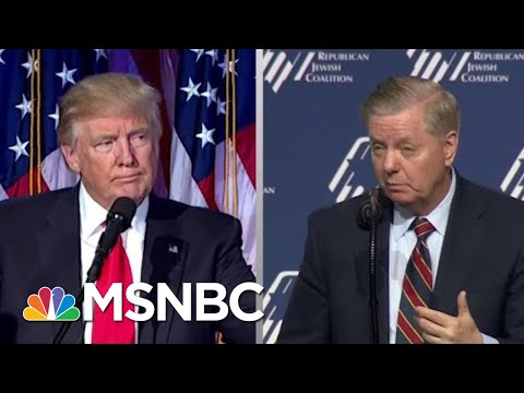 Lindsey Graham, Donald Trump Jr. And The Latest Accusation Against Trump  The Last Word  MSNBC