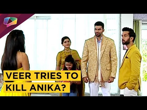 Anika To Get POISONED By Veer | Tries To KILL Anik