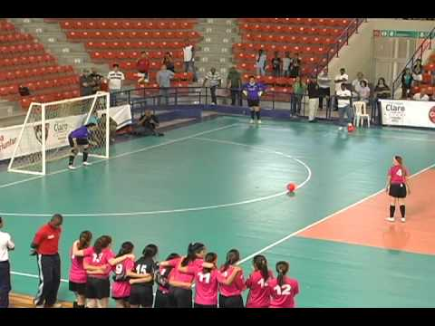 Intercolegial Claro De Futsal Femenino 2013 (Final)