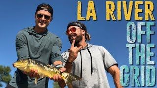 Video Is the LA River Safe to Fish? Dylan and I find out! | Off the Grid w/Zac Efron MP3, 3GP, MP4, WEBM, AVI, FLV Mei 2019