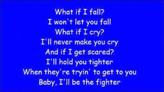 Keith Urban Ft Carrie Underwood ~ The Fighter Lyrics