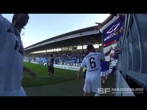 Video: Akustische H�hepunkte SV Wehen Wiesbaden - 1. FCM (HD Sept.2016)