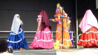 Folklore Salvadoreño El Dia De La Cruz