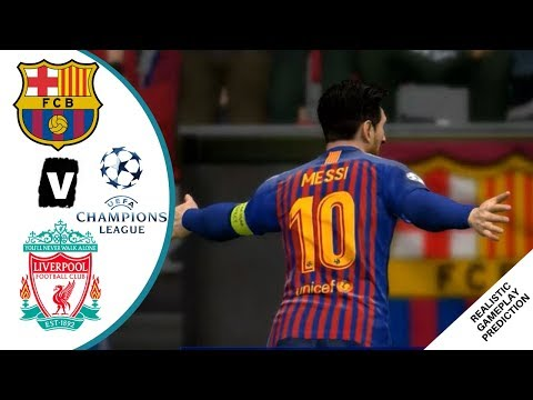 Barcelona Vs Liverpool 2019 | CHAMPIONS LEAGUE