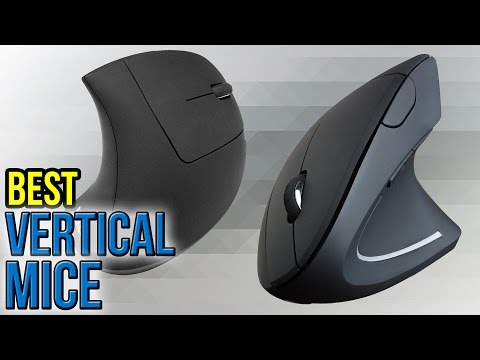 8 Best Vertical Mice 2017