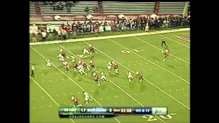 Asa Jackson vs S. Alabama 2011