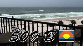 Unit 509-B Summerhouse Panama City Beach Vacation Condo