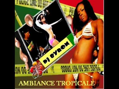 Dj Byron _ ambiance tropicale (100% defoulement).wmv (видео)
