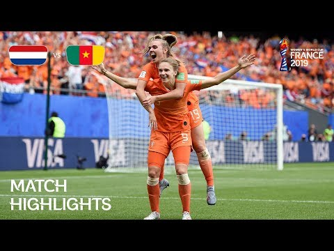 Netherlands v Cameroon - FIFA Women's World Cup France 2019™
