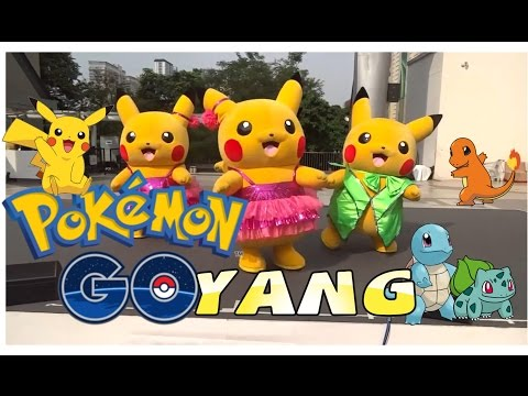 Video Goyang Pokemon Pikachu Dance Bikin Ketawa Ngakak Lucu | Khanzahirah download in MP3, 3GP, MP4, WEBM, AVI, FLV February 2017