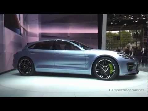 Porsche Porsche Panamera Sport Turismo Concept