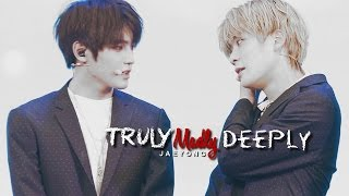 JUNG JAEHYUN x LEE TAEYONG  Truly Madly Deeplycredit belongs to the rightful owners of the song, photos and videos used.