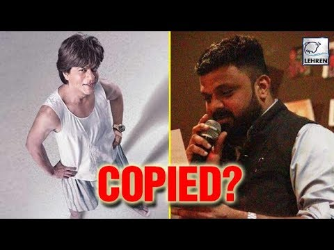 Shah Rukh Khan's Zero Invites First Controversy |