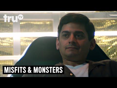 Bobcat Goldthwait's Misfits and Monsters - Top Secret Time Travel Operative | truTV