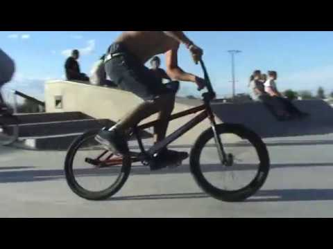 Raging Alks Bmx Sierra Vista Skate park