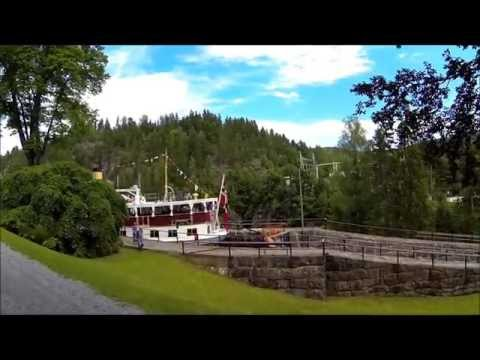 Telemark Canal Drone Video