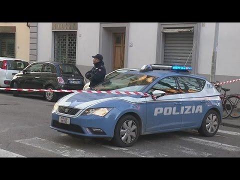 Ιταλία: Ένας αστυνομικός τραυματίστηκε στη Φλωρεντία από έκρηξη παγιδευμένου πακέτου
