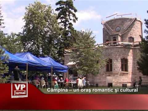 Câmpina – un oraş romantic şi cultural