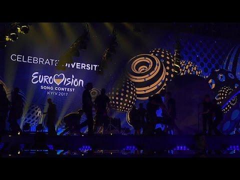 Εurovision 2017: Πράξη δεύτερη για μια θέση στον τελικό