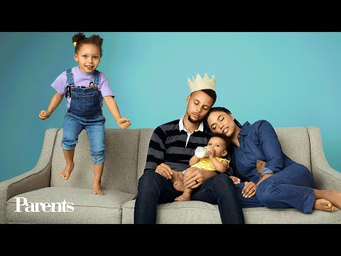 Stephen Curry talks about Parenthood